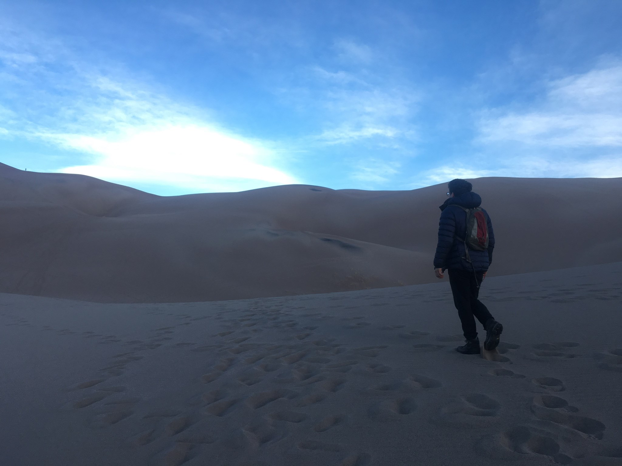 Great sand dunes national park, co, 2017