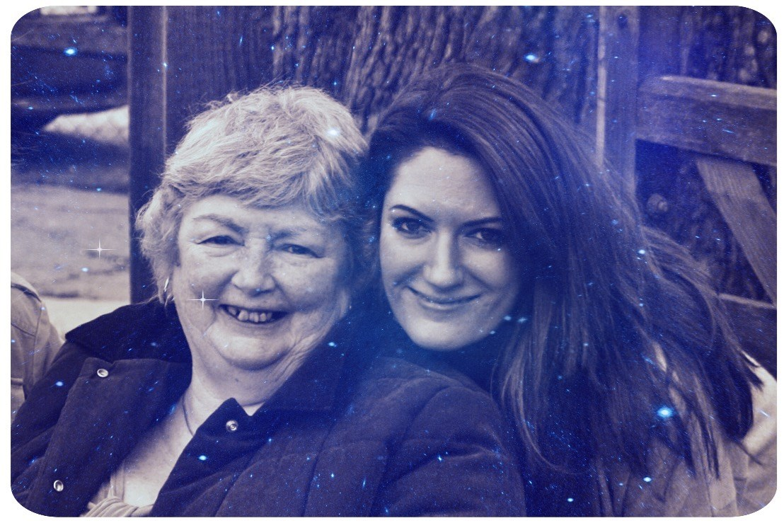 Me & Mum on Mothers Day
