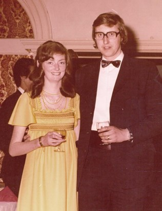 Dinner & Dance about 1975