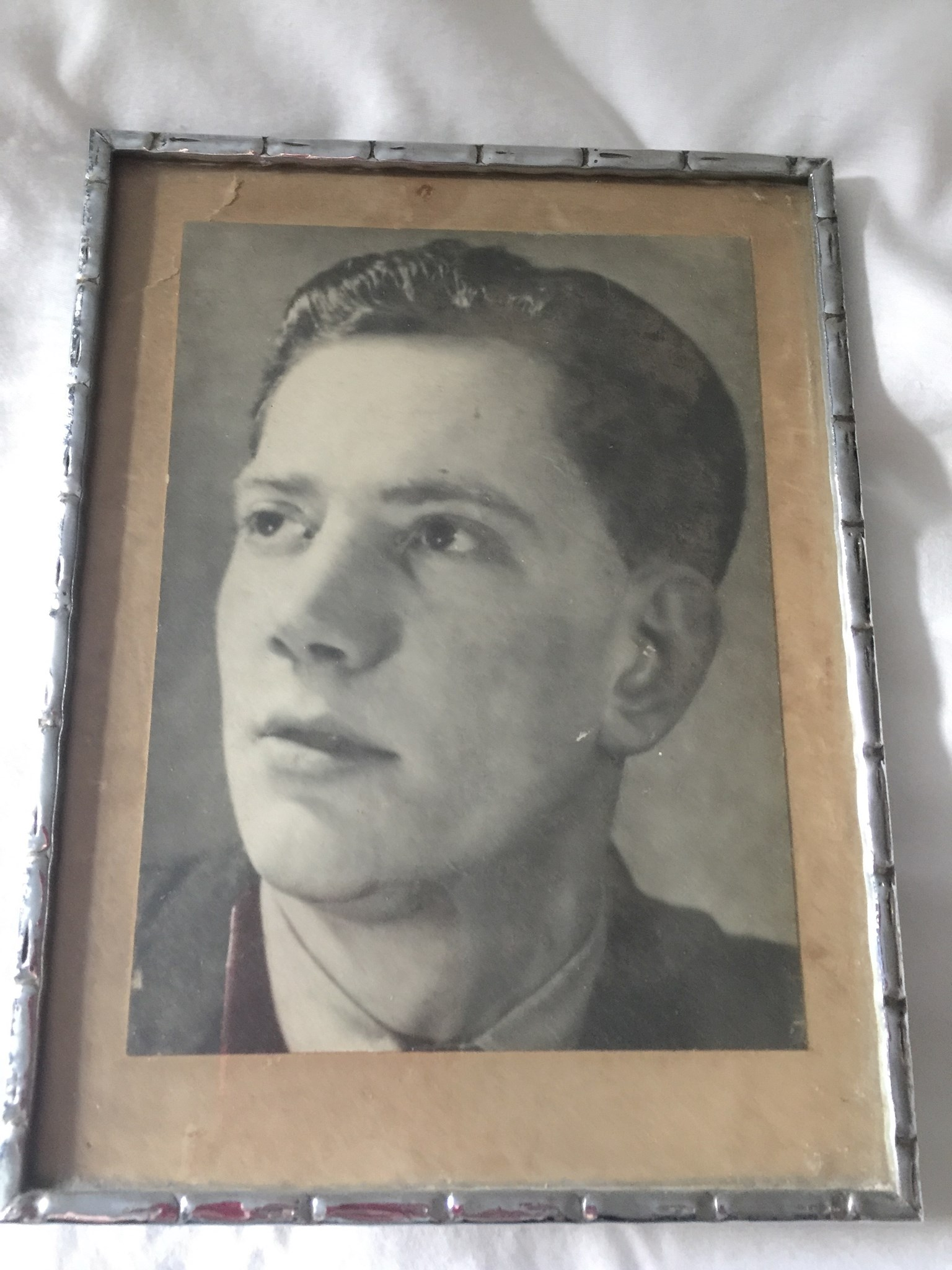 Photo from the RAF. Grandad was aged 21.