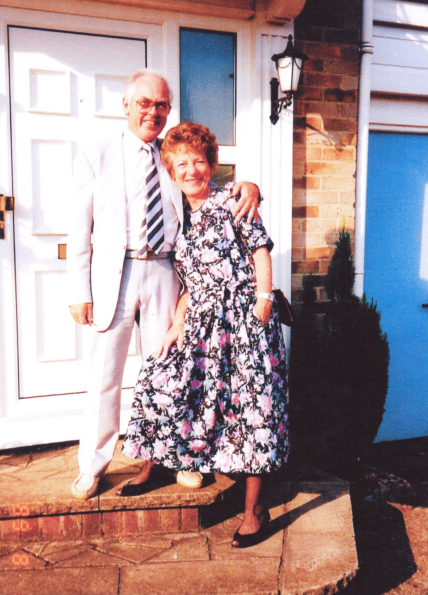 Don and Margaret