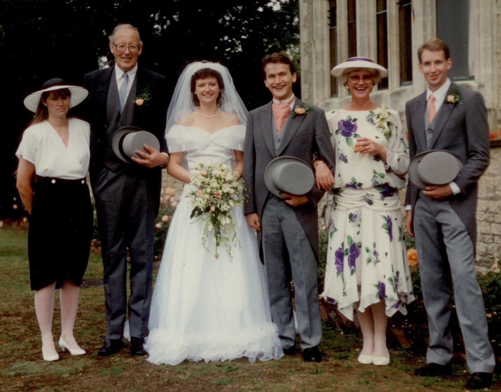 Simon & Kate's wedding 1989