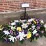 Flowers at Funeral 9th March 2020