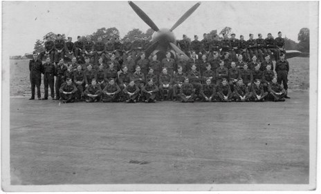 609 squadron Thorney Island May 1944