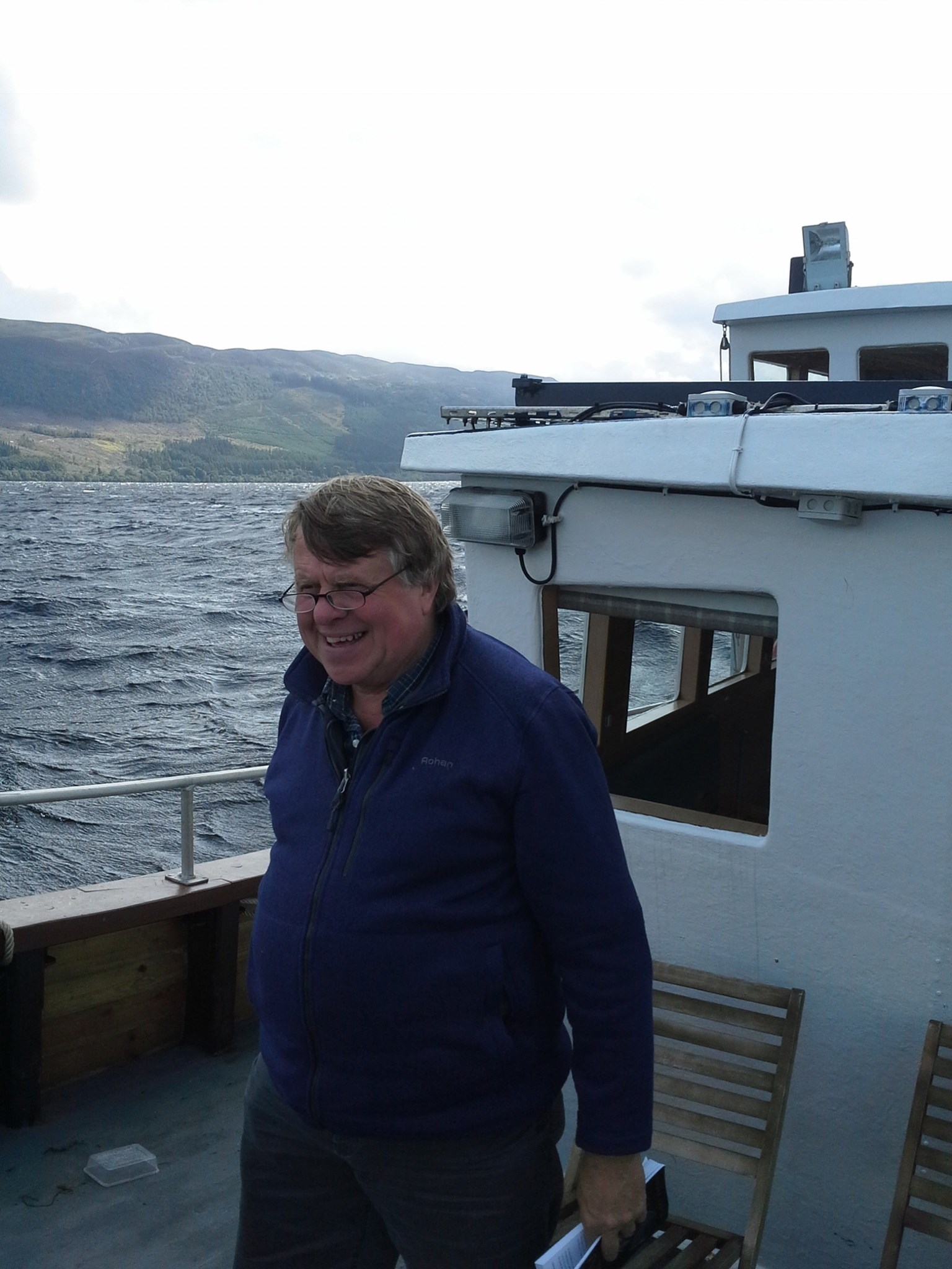 August 3 2013 lake Loch Ness