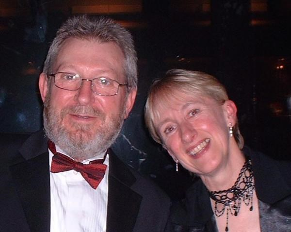 Ian and Mary at the IPA Conference October 2003