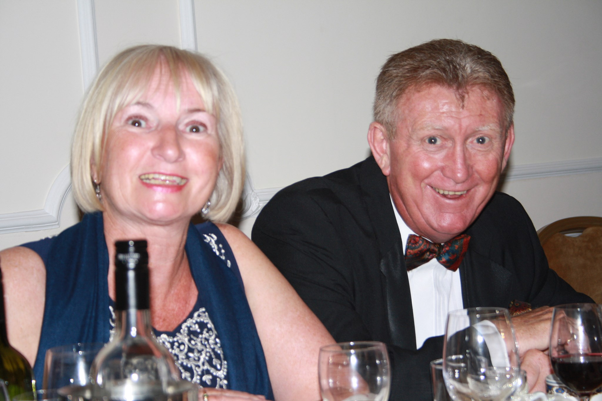 Mr and Mrs Young Snr