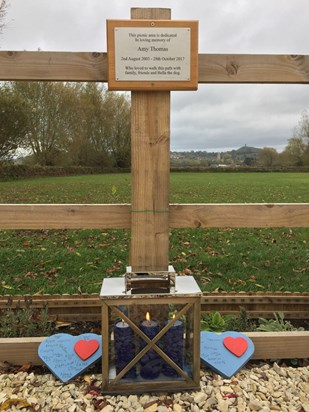 Candles for Amy - 28th October 2018