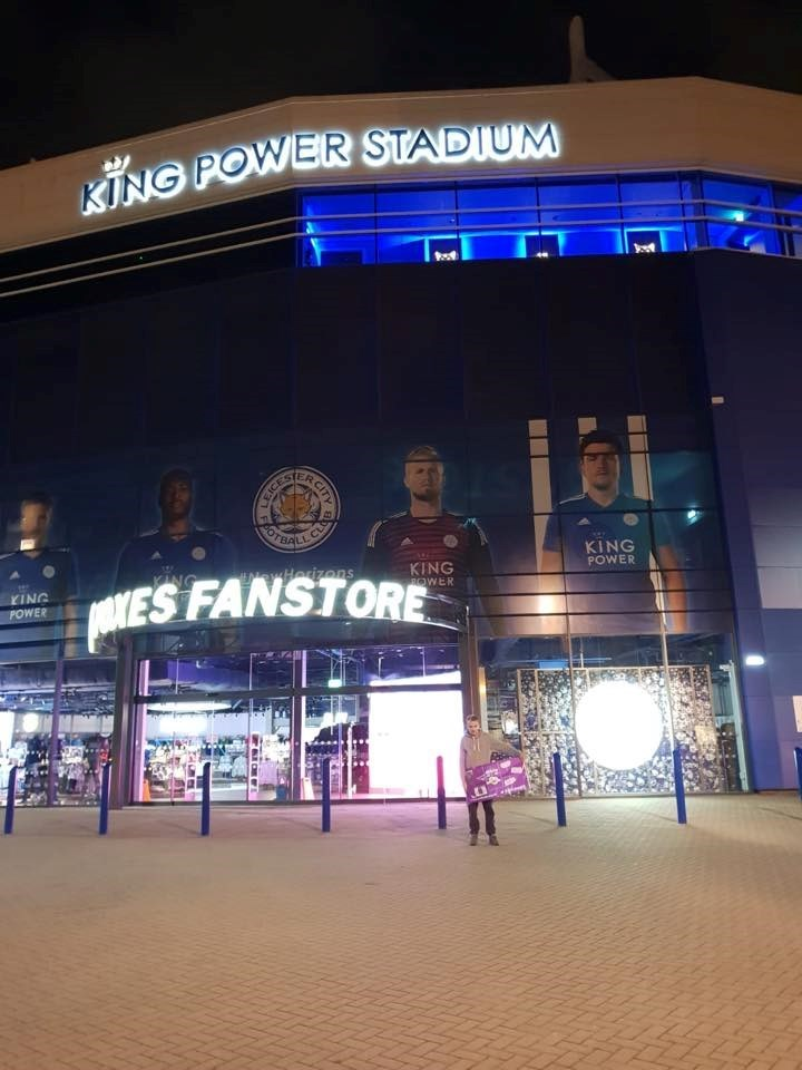 No 16 - Leicester City - King Power Stadium
