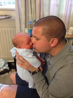 Kisses from daddy xxxx
