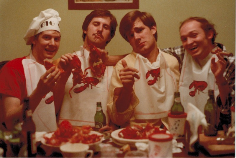 Lobster Night in Cleveland - 1979
