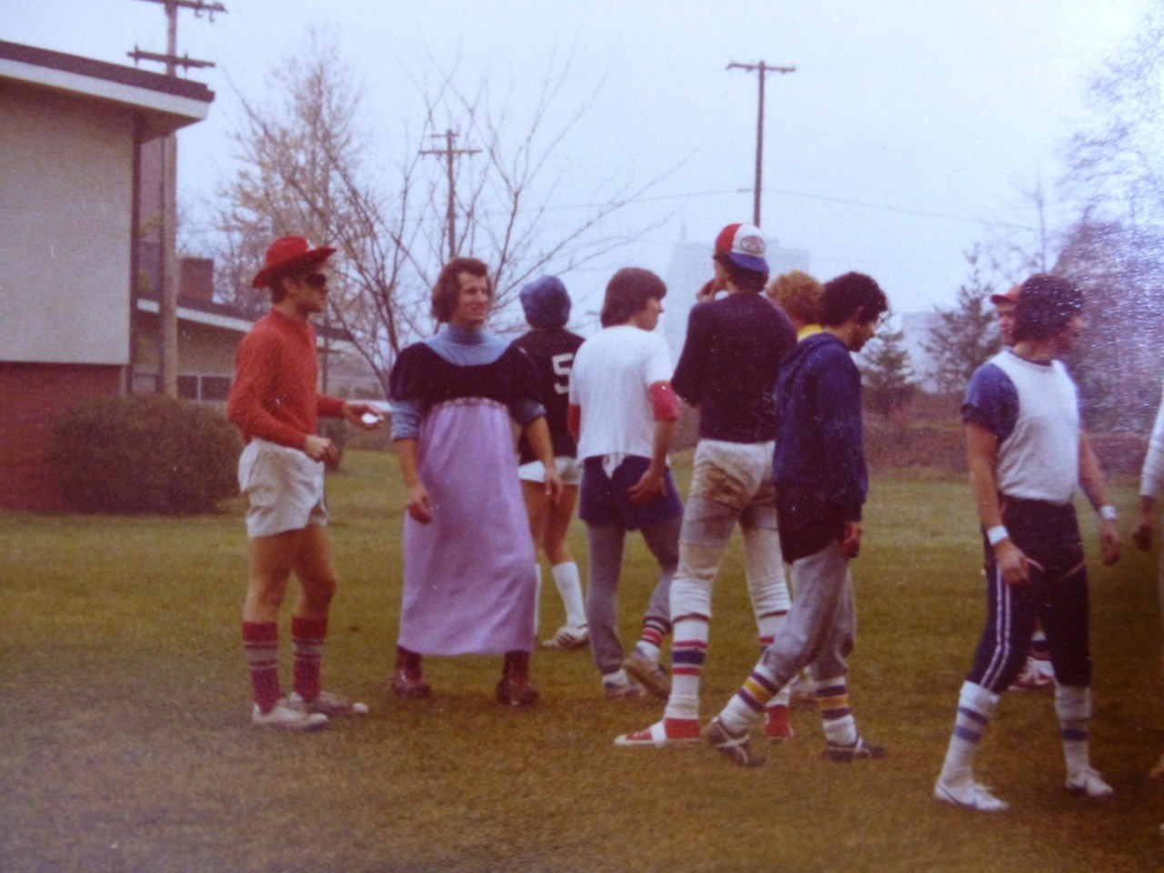 Willamette Years: Soccer in Costume