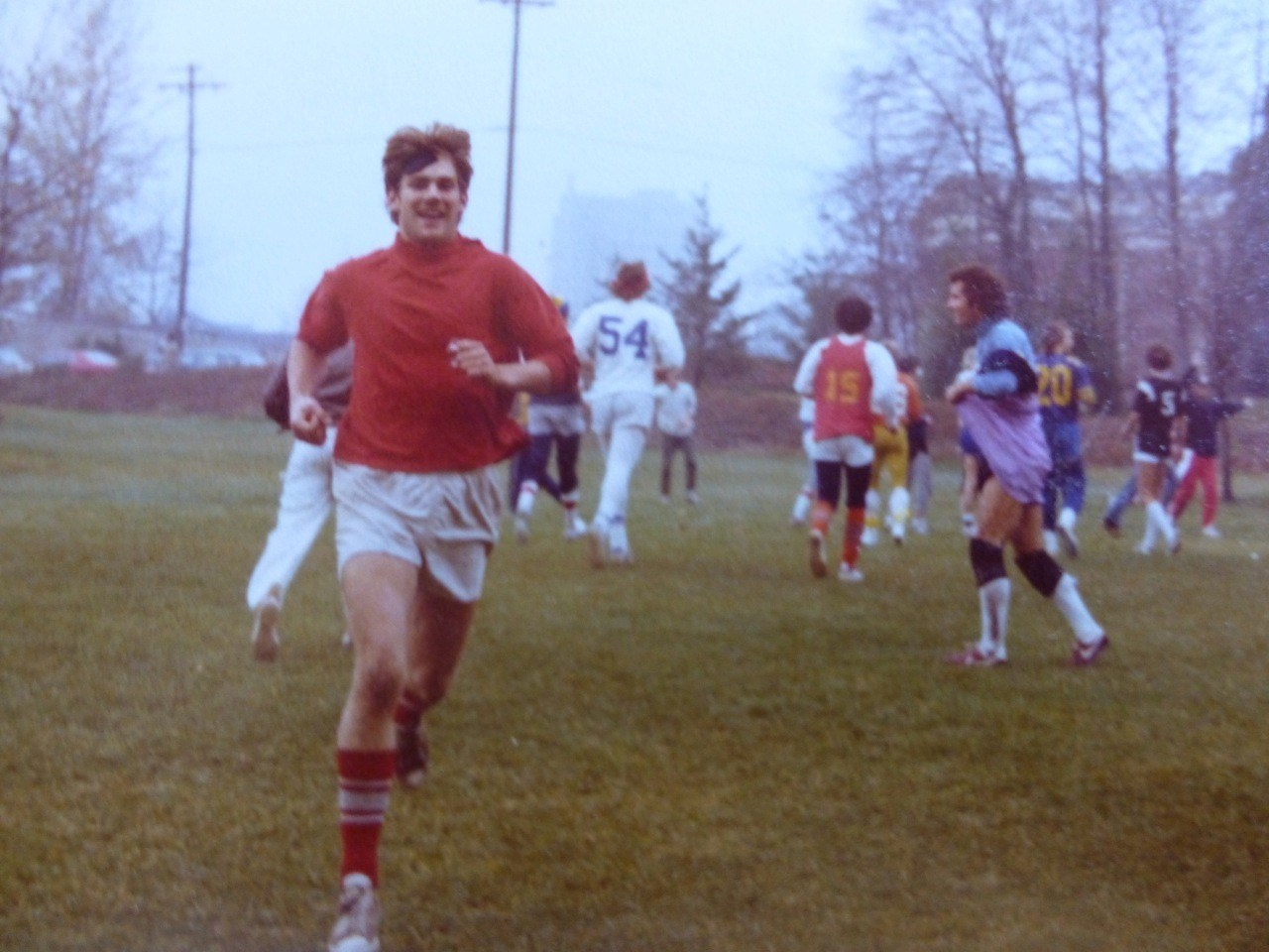 Willamette Years: loved Soccer!