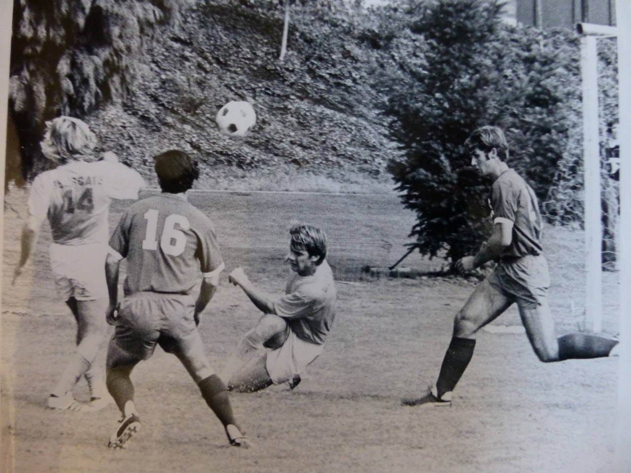 Willamette Years: More soccer!