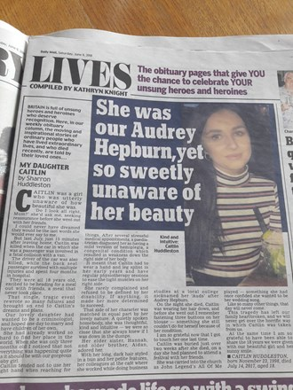 The Daily Mail & online 09/06/18