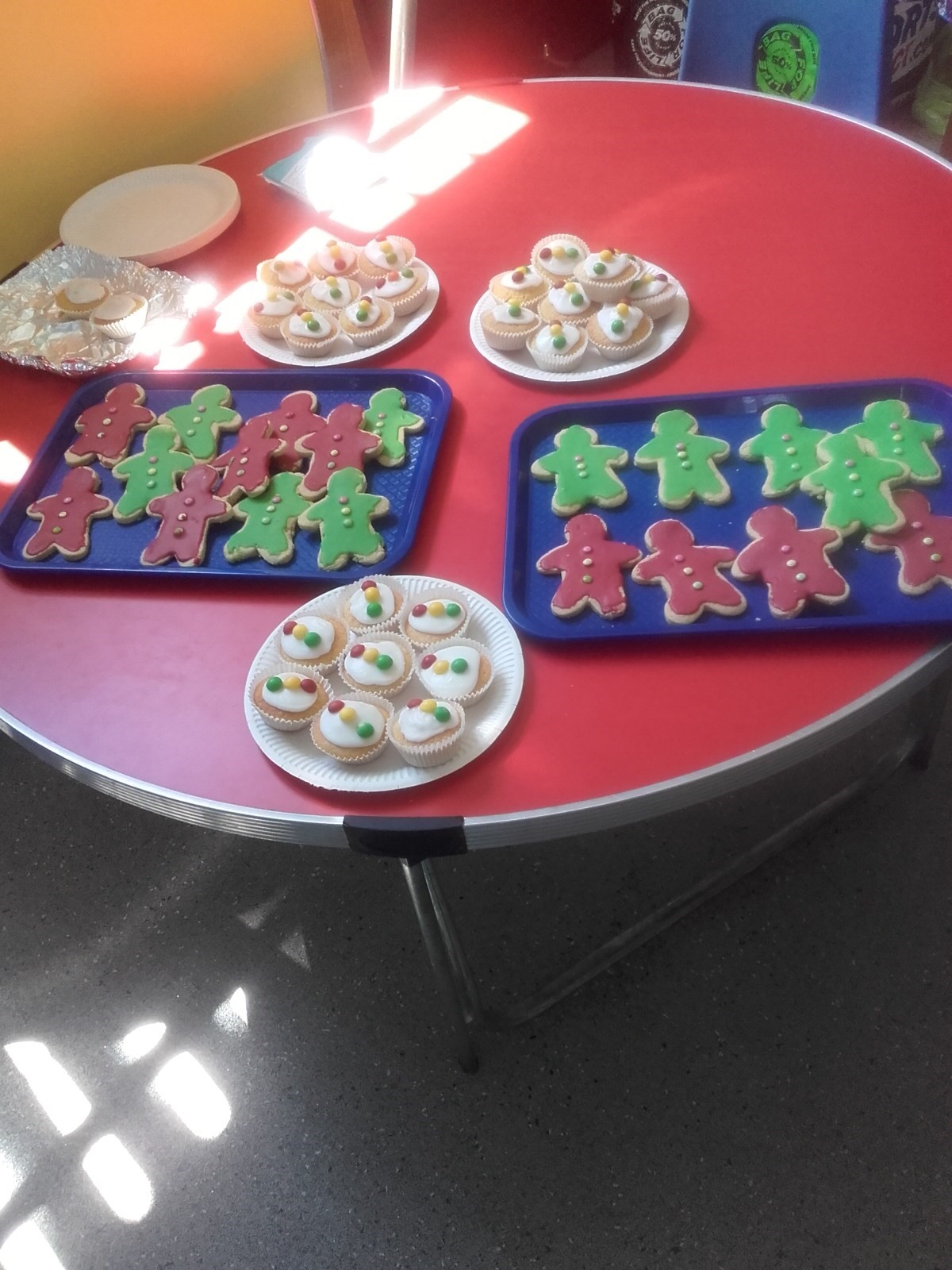 Our baking to raise funds for brake