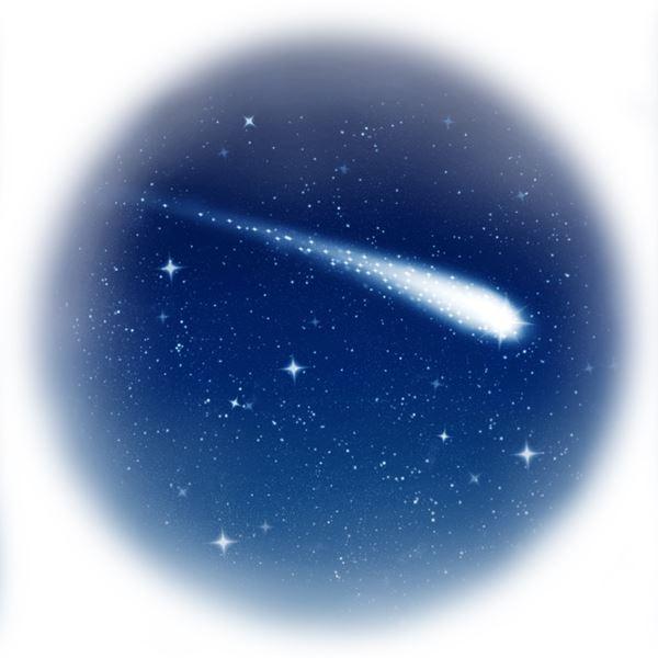 SHOOTING STAR WISH - sent on April 30th, 2020