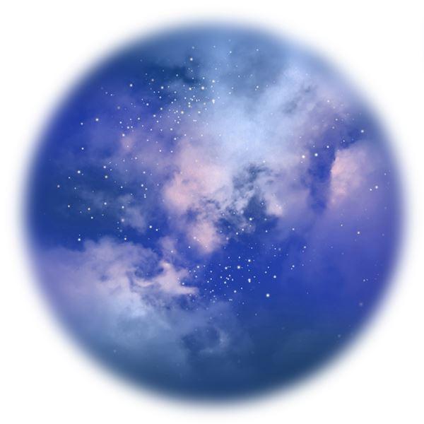 CELESTIAL SKIES - sent on January 1st, 2021