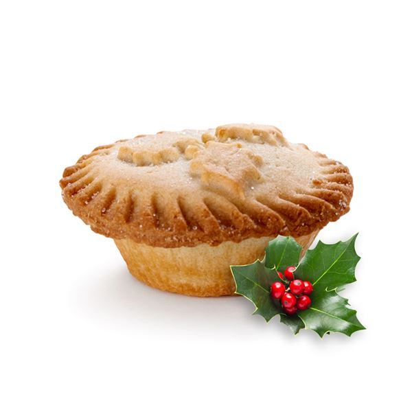 Mince Pie & Holly - sent on December 21st, 2020